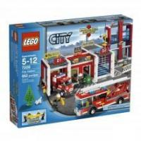 China Toys, Puzzles, Games & More Lego 7208 City Fire Station wholesale