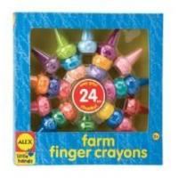 Buy cheap Arts & Crafts Alex Toys Little Hands Farm Finger Crayons from wholesalers