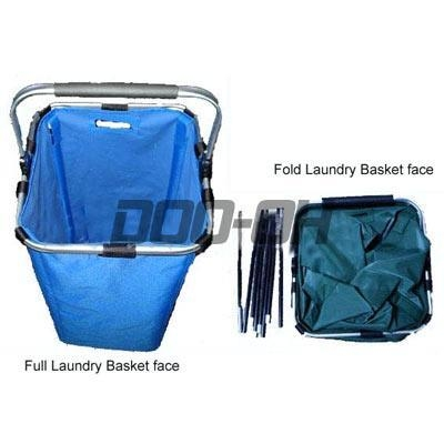 China Folding Laundry Basket - KLD-2000