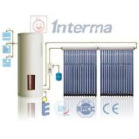 China Solar Water Heater Separate Pressure Heat-pipe Solar Water Heater on sale