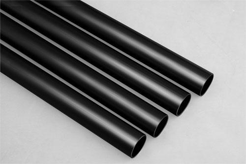 High precision black phosphated seamless steel tube of