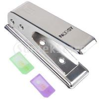 China Standard Micro Sim Card Cutter Sim to Micro Sim 2 pcs Adapters for iPad iPhone 4G on sale