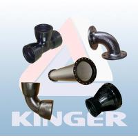 China Pipe Fittings ISO 2531 Ductile Iron Pipe Fittings on sale