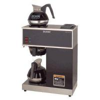 China Bunn coffee maker: VPR BLK W/2 GLASS DECANTERS wholesale