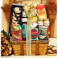 China Gourmet Gift Baskets You Deserve It wholesale