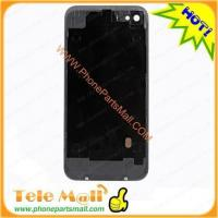 China iPhone 4 Back Housing Cover With Transparent Glass wholesale