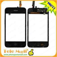 China iPhone 4 Touch Screen Digitizer Glass With Support wholesale