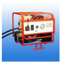 Buy cheap YZQ gasoline engine hydraulic pump station work from wholesalers