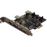 China PCI-Express USB/1394a Controller Card on sale