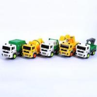 Buy cheap 2018 cheap small plastic wheel rescue Inertial car toys from wholesalers