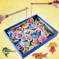 China 2018 board game magnetic fishing game toys wholesale