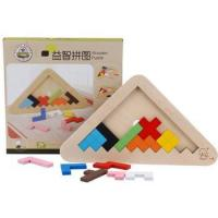 Buy cheap New product creative baby intelligent toys 3d jigsaw puzzlex from wholesalers