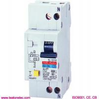 China BV-DN Residual Current Breaker with Overload Protection on sale