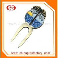 China 2015 New Design Custom Divot Tool With Golf Ball Marker wholesale