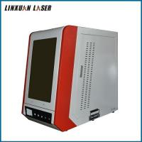 China Chinese Factories 20W 50W Mini mMetal Stainless Steel Fiber 3D Laser Engraving Machine Price on sale