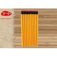 Picture name:yellow paint HB pencil with eraser