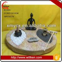 China Animal Statues Polyresin zen garden craft for 2014 on sale