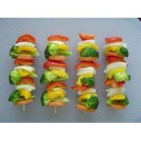 China IQF vegetable skewer RC-FV039 wholesale