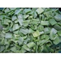 China IQF Frozen Green Pepper (whole, dices, slices) RC-FV-004 wholesale