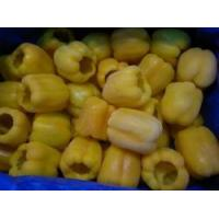 China Frozen Yellow Pepper RC-FV-006 wholesale