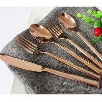 China Stainless Steel Cutlery JB-1170-ROSE GOLD wholesale