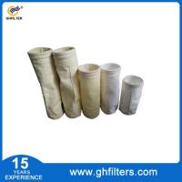 China Chemical dust collector filter P84 polyimide non-wo on sale