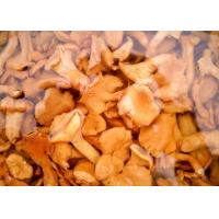 Buy cheap FROZEN MUSHROOM Product  Chanterelle in brine capdia:1-3cm from wholesalers