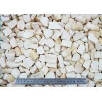 Buy cheap FROZEN MUSHROOM Product  IQF Stropharia-stems cut 2x3cm from wholesalers