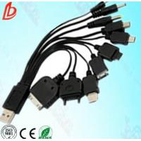China 10 in one universal usb mobile cable on sale