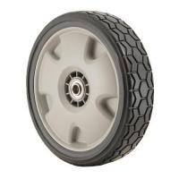 China 12-Inch Plastic Wheel for Walk-Behind Mowers wholesale