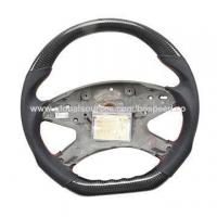 China Benz E-Class Auto Car Carbon Fiber Steering Wheel on sale