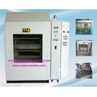 varnish machine and oven WD-ZCJ automatic stator varnish dipping machine plant