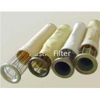 China Dust Filter Bag For Blast furnace Dry GCP dust collector filter bag on sale