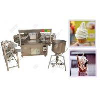 China Commercial Ice Cream Cone Baking Machine For Sale wholesale