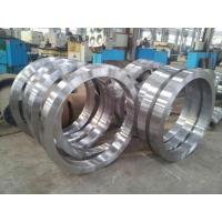 China Forging ring DIN16MnCr5 alloy steel ring for Huntington wholesale