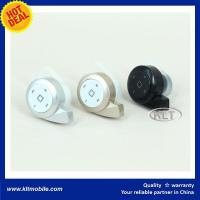 KLT-Mini A8 Snail Wireless Bluetooth Headset Sound Control Earphone In-ear Headphone