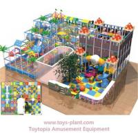 Children Outdoor playground Equi Indoor Castle playground 3 Indoor Castle playground 31