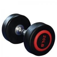 China China PU Fitness Weights 10lb Dumbbell Used Dumbbells for Sale Supplier wholesale