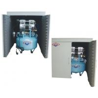 Air Compressor with Silent Metal Cabinet