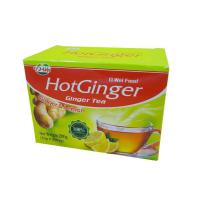 Buy cheap Sugarless Fat Free Lemon Original Ginger Tea For Quench Your Thirst MOQ 1000 Cartons from wholesalers
