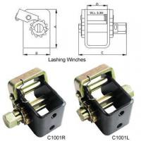 Buy cheap Lashing Webbing Winches - 2 inch Cargo Control System from wholesalers