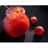 Buy cheap Fruit Puree hawthorn puree single strength from wholesalers