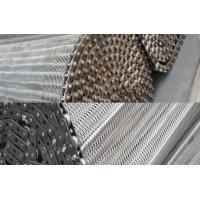 Buy cheap Flat Flex Wire Conveyor Belt from wholesalers