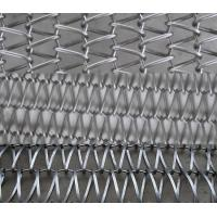 Buy cheap Round Wire Woven Belt with Double Rod Reinforcement for Heavy Loads from wholesalers