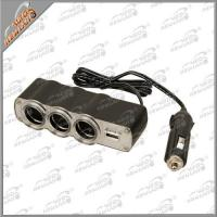 China Cigar Lighter Socket with 3 USB wholesale