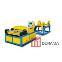 Auto Duct Line 2, HAVC Duct Machine Line Used in Air Conditioning System
