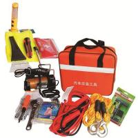 China 56pcs Top Auto Repair Triangular Roadside Car Emergency Kit wholesale