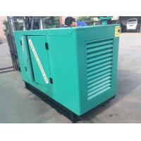 Low-noise generator sets Generator rental