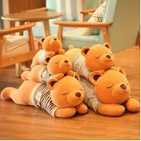 China Polar bear soft toys bear pillows bear dolls DS-BR DS-BR004 wholesale
