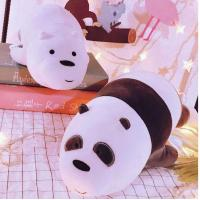 China Polar bear plush toys bear cushion bear doll as gi DS-BR003 wholesale